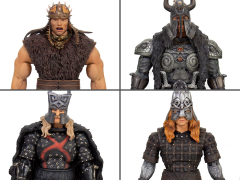 Conan The Barbarian Ultimates Wave 1 Set of 4 Figures