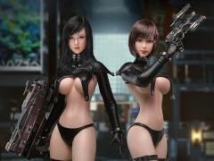 Gantz: O Reika & Anzu 1/6 Scale Figure Set
