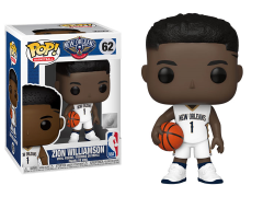 Pop! NBA: Pelicans - Zion Williamson
