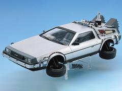 Back to the Future Part II DeLorean 1/24 Scale Model Kit (Limited Release Ver.)