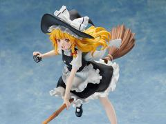Touhou Project Marisa Kirisame 1/7 Scale Figure