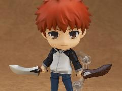 Fate/Stay Night Unlimited Blade Works Nendoroid No.555 Shirou Emiya