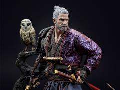 The Witcher 3: Wild Hunt Geralt Ronin Statue