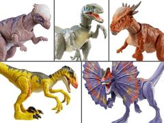 Jurassic World Savage Strike Dinosaur Action Figure Set of 5