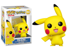 Pop! Games: Pokemon - Pikachu