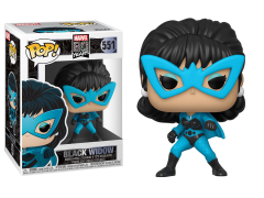 Pop! Marvel: 80th Anniversary - Black Widow (First Appearance)