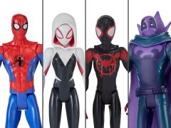Spider-Man: Into the Spider-Verse Wave 1 Set of 4 Figures