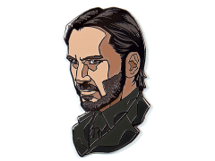 John Wick: Chapter 2 John Wick Enamel Pin