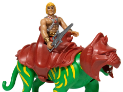 Masters of the Universe ReAction He-Man & Battle Cat Two-Pack