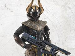 Destiny 2 Warlock Philomath (Golden Trace Shader) 1/6 Scale Figure