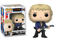 Pop! Rocks: Def Leppard - Phil Collen