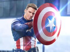 Avengers: Endgame Battle Diorama Series Captain America (2023) 1/10 Art Scale Limited Edition Statue
