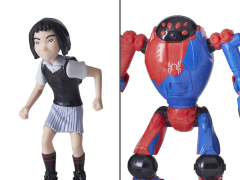 Spider-Man: Into the Spider-Verse Marvel's SP//dr & Peni Parker Deluxe Figure