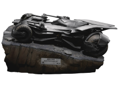 Justice League Master Craft MC-016 Batmobile PX Previews Exclusive Statue