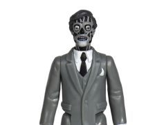 They Live ReAction Male Ghoul (Black & White) Figure