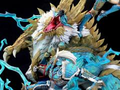 Monster Hunter Zinogre (The Electrifying Bundle) 1/10 Scale Diorama