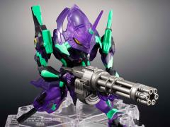Rebuild of Evangelion NXEDGE Style EVA Unit-01 Test Type (Night Combat Ver.)