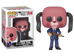 Pop! TV: The Umbrella Academy - Cha-Cha (Mask)