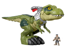 Jurassic World Imaginext Mega Mouth T.Rex