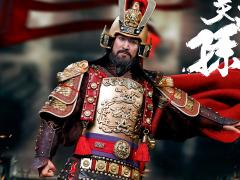 Sun Quan Zhongmou (Standard Version) 1/6 Scale Figure