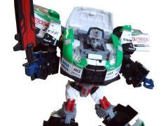 Transformers Alternity Super GT-04 D'station Advan GT-R Maximus