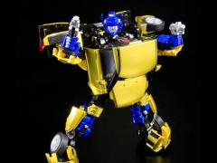 Transformers Alternity A-03G Suzuki Swift Gold Bug (Throttle Gold) Exclusive
