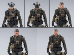 PLA Army Anti-Terrorism Unit 1/18 Scale Set