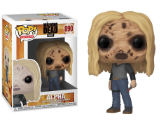 Pop! TV: The Walking Dead - Alpha