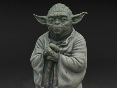 Star Wars Yoda (The Empire Strikes Back) Life-Size Limited Edition Bronze Statue