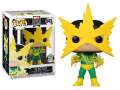 Pop! Marvel: 80th Anniversary Specialty Series - Electro (First Appearance)
