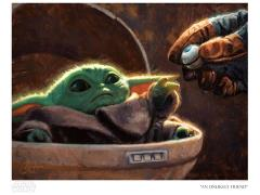 Star Wars An Unlikely Friend Limited Edition Giclee