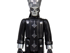 Ghost ReAction Papa Emeritus III (Black Metal) Figure