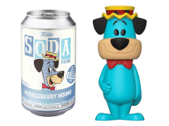 Hanna Barbera Vinyl Soda Huckleberry Hound Limited Edition Figure