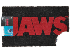 Jaws Logo Door Mat