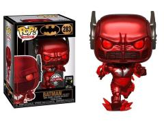 Pop! Heroes: Dark Nights: Metal - Batman Red Death PX Previews Exclusive