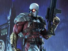 Suicide Squad Museum Masterline Deadshot 1/3 Scale Exclusive Statue