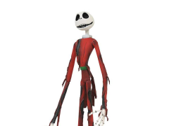 The Nightmare Before Christmas Select Burnt Jack Skellington