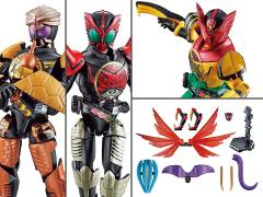 Kamen Rider So-Do Chronicle Kamen Rider Movie Special Set Exclusive Box of 3 Figures
