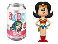 DC Comics Vinyl Soda Wonder Woman Limited Edition Figure