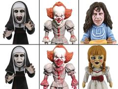 Horror D-Formz Box of 12 Figurines