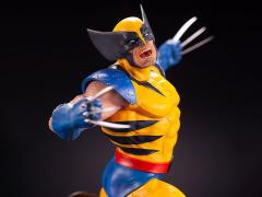 Marvel Wolverine Fine Art Statue