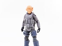 Mold Color C 1/18 Scale Figure Kit