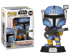 Pop! Star Wars: The Mandalorian - Heavy Infantry Mandalorian