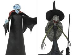 The Nightmare Before Christmas Select Small Vampire & Helgamine