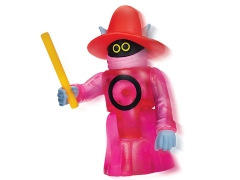 Masters of the Universe ReAction Orko (Clear Red) Limited Edition Figure
