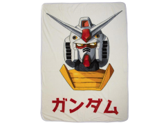 Mobile Suit Gundam Throw Blanket