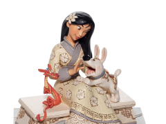 Mulan Disney Traditions White Woodland Mulan (Jim Shore)