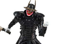 Dark Nights: Metal DC Multiverse The Batman Who Laughs Action Figure (DC Rebirth Build-A-Batmobile)