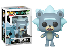 Pop! Animation: Rick and Morty - Teddy Rick