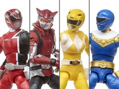Power Rangers Lightning Collection Wave 4 Set of 4 Figures